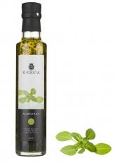 Extra virgen olijolie met basilicum van La Chinata
