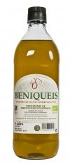 Ecologische extra virgen olijfolie Beniqueis van Ribes-Oli