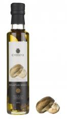 Extra virgen olijfolie met eekhoorntjesbrood van La Chinata