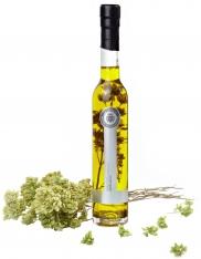 Extra virgen olijfolie met olijfolie van La Chinata