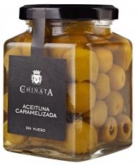Gecarameliseerde olijven van La Chinata