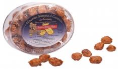 Marcona amandelen met caramel van Turrones Primitivo
