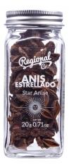 Steranijs speciaal voor Gin & Tonic van Regional Co.
