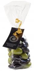 Chocolade olijfbonbons van La Chinata