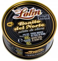 Tonijn in olijfolie van Lolin