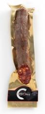 Iberische Chorizo van eikel-varkens (Bellota) van Ibéricos Dehesa Casablanca half stuk