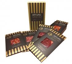 Gevarieerd assortiment Iberische producten van Arturo Sánchez - Premium doos