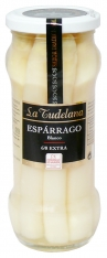 Witte asperges D.O. Navarra van Tudelana