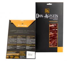 Iberische ham van eikel-varkens (Bellota) van Don Agustín