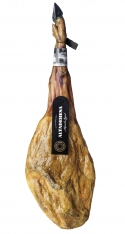 Iberische ham 100% van eikelvarkens (Bellota) van Altadehesa