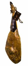 Iberische superieure kwaliteit ham van eikel-varkens (Bellota) van Don Agustín