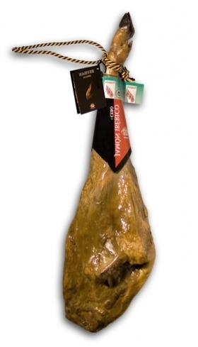 Iberische ham van grasgevoerde varkens van Revisan Ibéricos