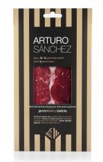 Iberische 100% gran reserva ham van eikel-varkens (Bellota) van puur ras van Arturo Sánchez