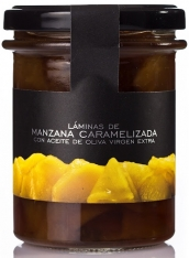 Gelamineerde appelconfituur van La Chinata