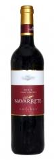 Rode wijn Marqués Navarrete Crianza 2010, D.O Rioja