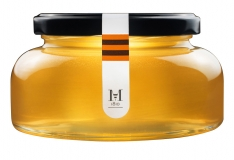 Honing met oranjebloesem van Artmuria