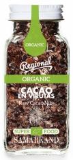 Cacaoschilfertjes van Samarkand