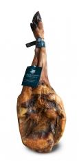 Iberische schouderham van 100% pure eikel-varkens van Sánches Romero Carvajal - heel