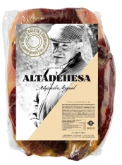 Iberische schouderham van grasgevoerde varkens ontbeend van Altadehesa