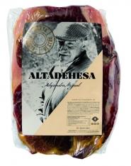 Iberische schouderham van graangevoerde varkens ontbeend van Altadehesa