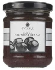 Paté van zwarte olijven van La Chinata
