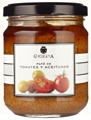 Paté van tomaat en olijf van La Chinata