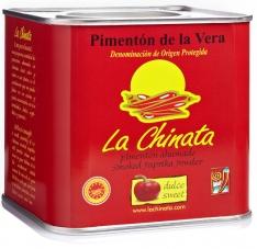 Gerookt paprikapoeder zoet van La Chinata