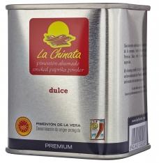 Gerookt paprikapoeder zoet Premium van La Chinata