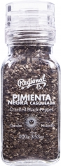 Gestampte zwarte peper van Regional Co.