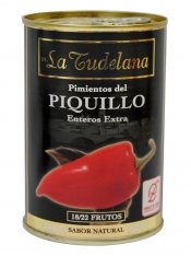 Piquillo pepers van La Tudelana