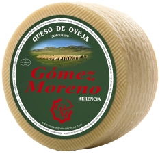 Half gerijpte ambachtelijke kaas van Gómez Moreno - middelgroot
