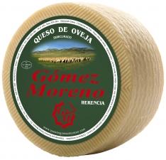 Half gerijpte ambachtelijke kaas van Gómez Moreno - klein