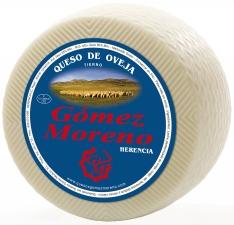 Zachte kaas van Gómez Moreno - klein