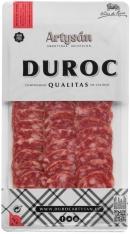 Serrano worst extra Duroc bereidt volgens familie traditie van Artysán