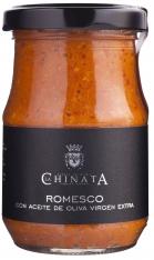 Romesco saus van La Chinata