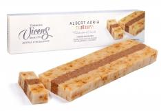 Turron van crème brûlée van Albert Adrià