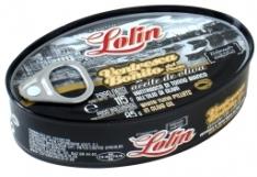 Witte tonijnbuik van Lolin