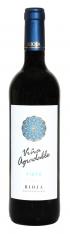 Rode wijn Viña Agradable van het jaar 2013, D.O Rioja