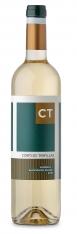 Witte wijn van Verdejo en Sauvignon Blanc van CT, 2013 D.O Castilla