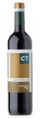 Rode wijn van Tempranillo en Merlot van CT, 2013 D.O Castilla