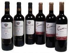 Kerstpakket met Rioja wijnen