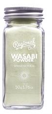 Wasabi poeder van Regional Co.