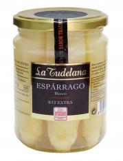 Witte aspergepunten D.O. Navarra van Tudelana